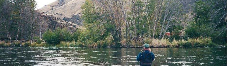 Fishing the Deschutes River | Deschutes River Enterprises com